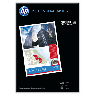 Papier HP Professional Glossy - 250 listov A3 (CG969A)