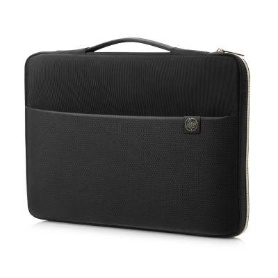 "Puzdro HP Carry 14"" - black + gold (3XD33AA)"