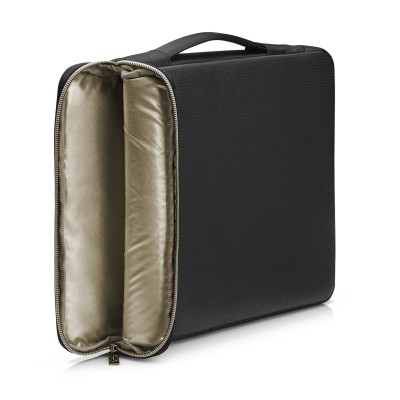 "Puzdro HP Carry 15,6"" - black + gold"