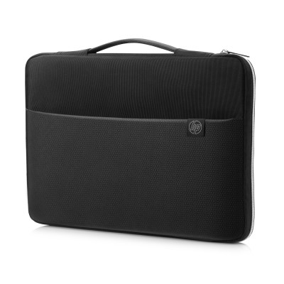 "Puzdro HP Carry 14"" - black + silver (3XD34AA)"