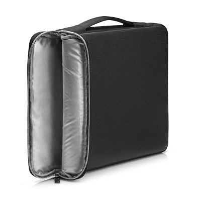 "Puzdro HP Carry - black + silver (15,6"")"