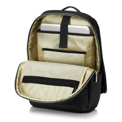 Ruksak HP Pavilion Accent - black + gold
