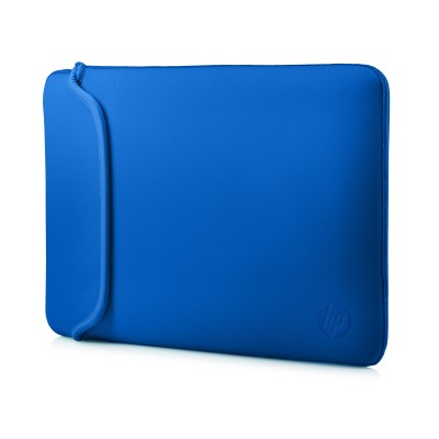 "Puzdro reversible sleeve - black + blue (11,6"")"