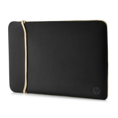 "Puzdro reversible sleeve - gold + black (14,0"")"