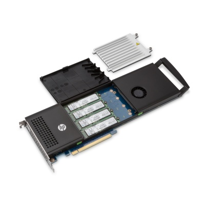 PCIe SSD disk HP Z Turbo Drive Quad Pro -  512 GB