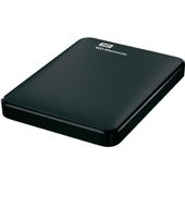 Externý disk WD Elements Portable 1 TB (WDBUZG0010BBK)