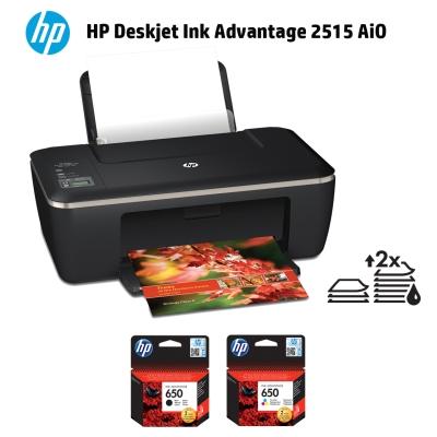 HP DESKJET INK ADVANTAGE All in One Printer Manual PDF View/Download