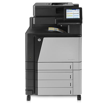 HP Color LaserJet Enterprise M880z Flow